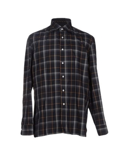 Luigi Borrelli Napoli - Checked Shirt
