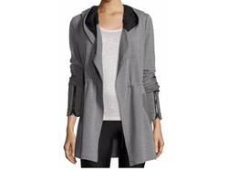 Blanc Noir - Traveler Long Jacket