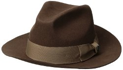 Brixton - Ranch Fedora Hat