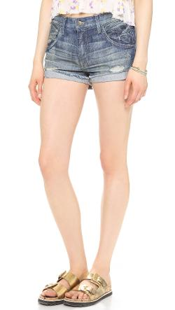 Wildfox  - Michelle Boyfriend Shorts