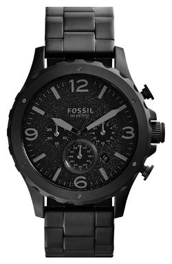 Fossil  - Nate Chronograph Bracelet Watch