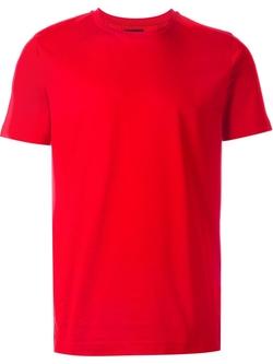 Les Hommes   - Crew Neck T-Shirt
