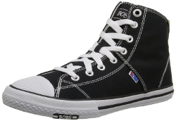 Skechers - Utopia Canvas High-Top Fashion Sneakers