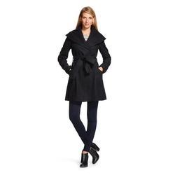 Merona - Wool Blend Shawl Collar Coat