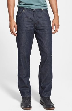 Raleigh Denim - Straight Leg Jeans
