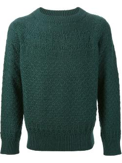 Golden Goose Deluxe Brand  - Knitted Textured Sweater