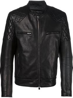 Drome - Quilted Biker Jacket
