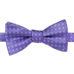 Stafford - Dakota Dot Pre-Tied Bow Tie