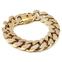 CSG Gift Co. - Cuban Curb Bracelet