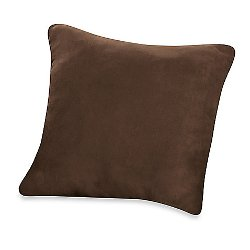 Ralph Lauren Throw Pillows Home Goods : Sarah Jessica Parker Ralph Lauren Suede Throw Pillow from Sex and the City 2 TheTake