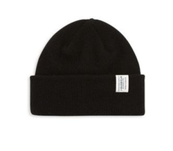 Barbour - Ribbed Lambswool Beanie