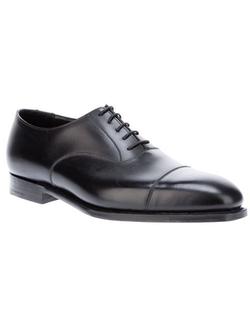 Crockett & Jones - Audley Oxford Shoes