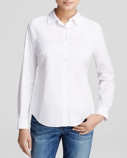 NYDJ - Fit Solution Button Down Shirt