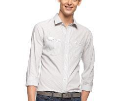 American Rag - Slim Pinstripe Shirt