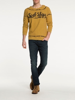 Scotch & Soda - Tie Dye Sweater