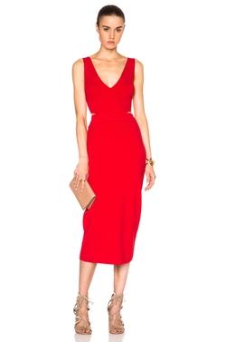 Nicholas  - Front Wrap Dress