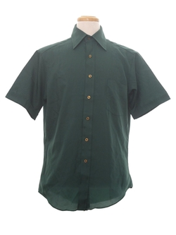 Sears - Button Up Front Shirt