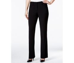 Style & Co.  - Tummy-Comfort Flared Pants