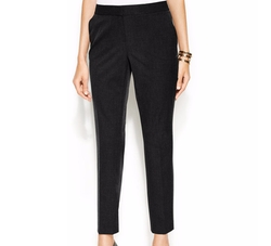 Vince Camuto - Slim-Leg Ankle Trousers
