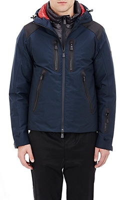 Moncler Grenoble - Layered Ski Jacket