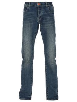 KOHZO DENIM  - Light Stone Wash Jeans