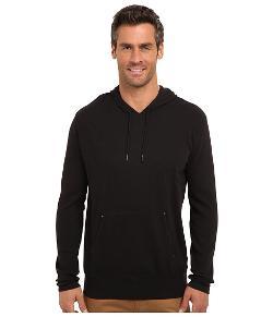 Calvin Klein Jeans - Solid Slub L/S Rib Hoodie