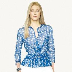 Ralph Lauren - Floral Catherina Blouse