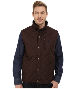 U.S. Polo Assn.  - Diamond Quilted Vest