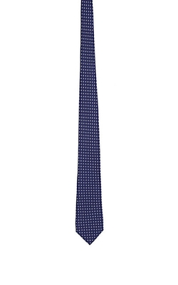 Ralph Lauren Black Label - Geometric-Pattern Necktie