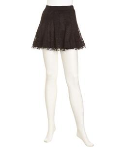 Bcbgmaxazria - Sabrina Lace Skirt, Black
