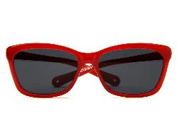 Pico Red  - Sunglasses