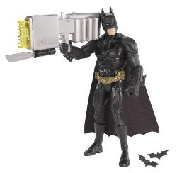 "Mattel - Batman The Dark Knight Rises 10 ""Ultrahero Batman Figure"""
