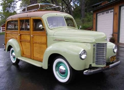 International - 1941 Woody Wagon