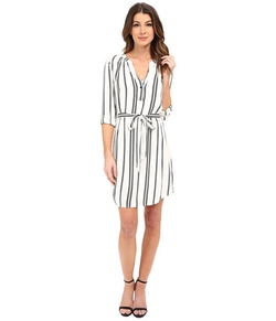 Sanctuary - Striped City Shirtdress