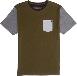 Billabong - Zenith SS Pocket Tee