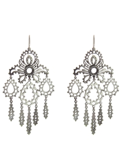 Laurent Gandini - Super Girandola Earrings