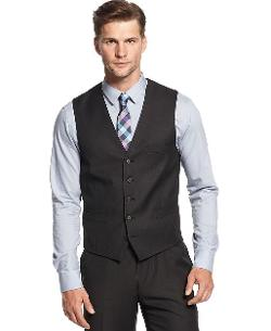 INC International Concepts  - Slim-Fit Andre Vest