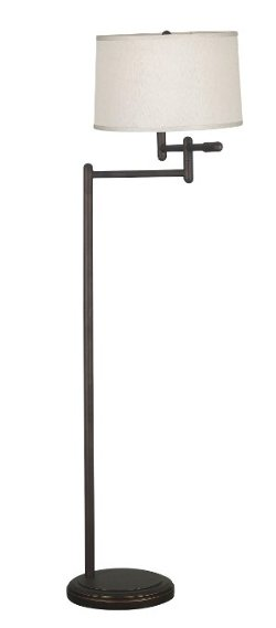 Kenroy Home  - Theta Swing Arm Floor Lamp