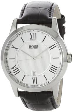 Boss Hugo Boss - Leather Strap Watch