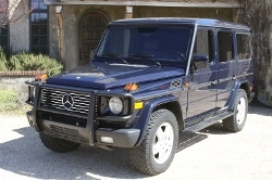 Mercedes-Benz  - 2000 G500 SUV