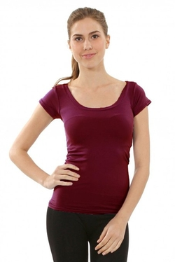 Sugarlips - Cap Sleeve Seamless Tops