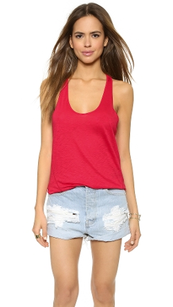 David Lerner  - Wedge Tank Top