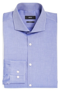 Boss - Sharp Fit Dress Shirt