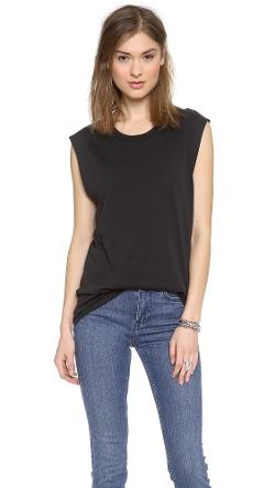 BLK DNM  - Sleeveless T-Shirt 28