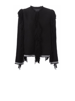 Lanvin - Fringed Jacket