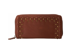 American West - Sioux Zip Around Wallet