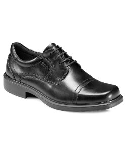 Ecco Shoes - Helsinki Cap Toe Oxfords