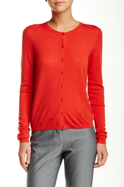 Boss Hugo Boss  - Virgin Wool Cardigan