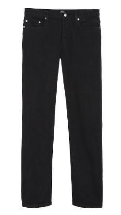 A.P.C.  - New Standard Black Jeans