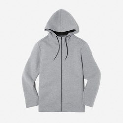 Everlane - The Street Fleece Zip Hoodie